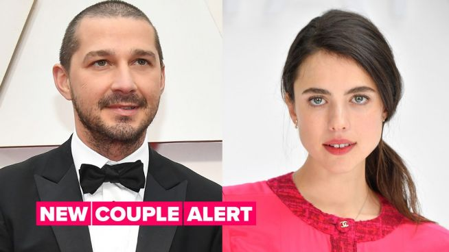 Shia LaBeouf & Margaret Qualley have been secretly dating for months