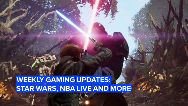 This week in gaming: Star Wars, NBA Live and more!