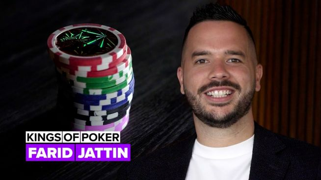 Kings of Poker: How poker turned Farid into a millionaire