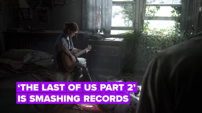 Sorry haters… 'The Last of Us Part 2' is doing great!