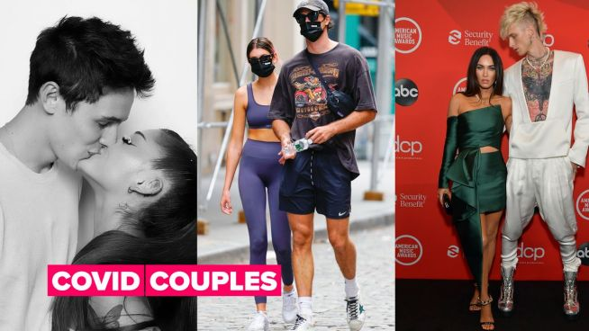 5 Hottest new celebrity couples of 2020