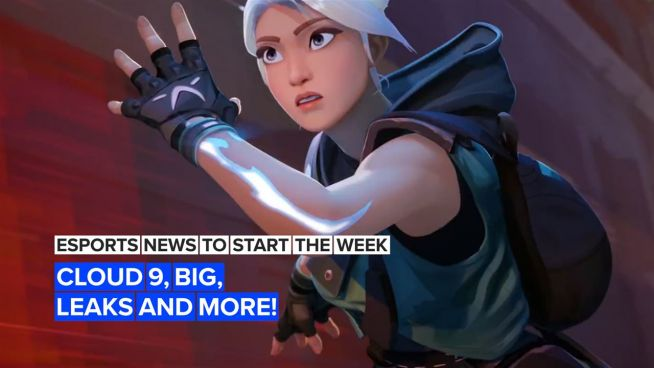 Esports News to Start the Week: Cloud9, BIG, Leaks and more!