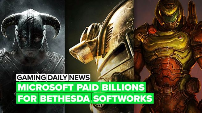 Here's why it's such a massive deal that Microsoft bought Bethesda