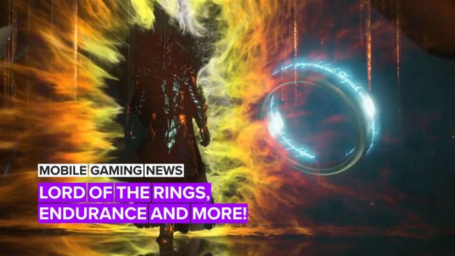 Mobile Gaming News: The Lord of the Rings, Tom & Jerry and more!