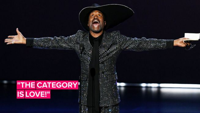 Billy Porter becomes first openly gay man to win acting Emmy