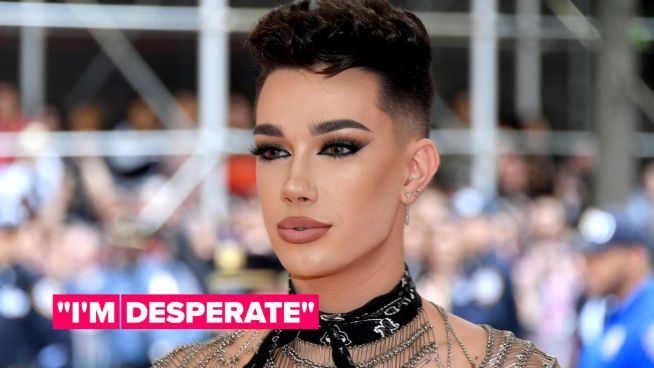 James Charles apologises for messaging underage boys
