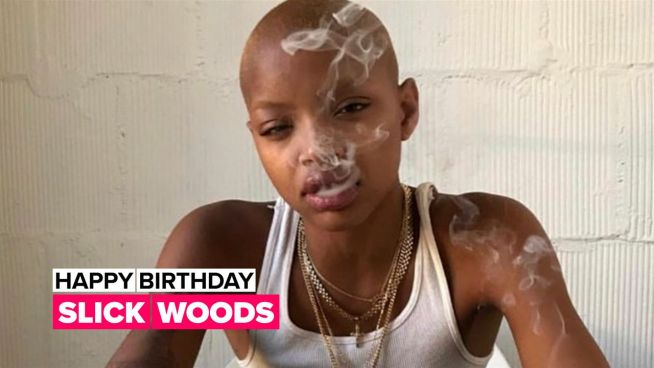 Slick Woods has been a whole mood in quarantine