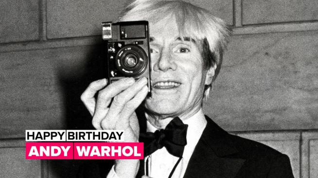 5 Things Andy Warhol's life philosophies can teach us