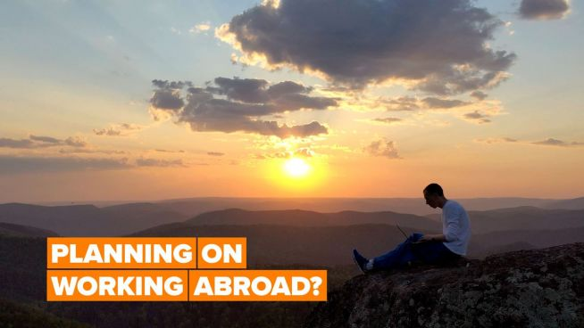 Digital nomads leading work and travel trends