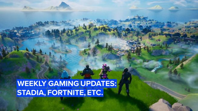 This week in gaming: Stadia, Fortnite, Resident Evil and more!