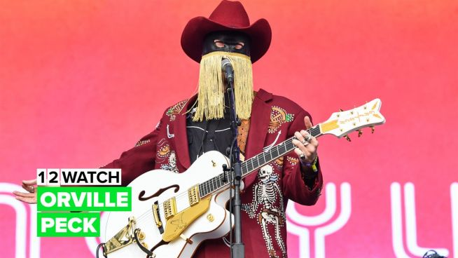 Who is queer country cowboy Orvill Peck?