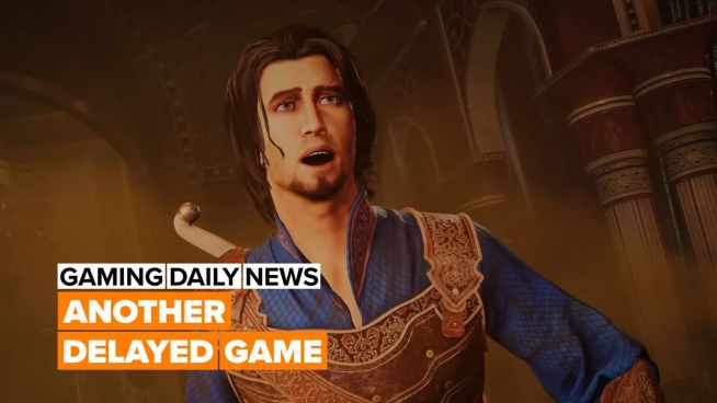 'Prince of Persia' has been delayed