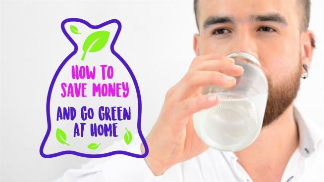 Embrace green living with homemade mouthwash