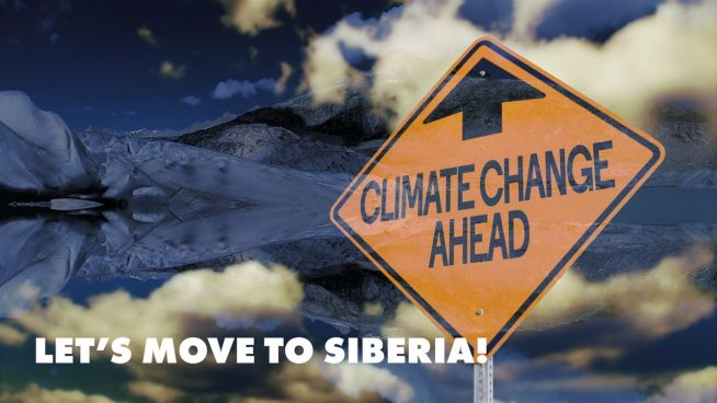 Siberia could be the perfect place to live in a few decades
