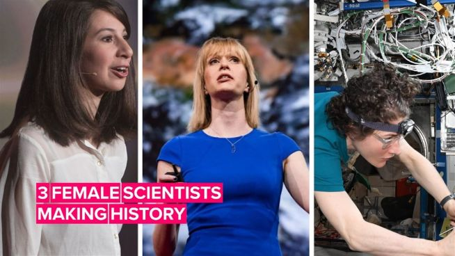 International Day of Women & Girls in Science: Three females to know