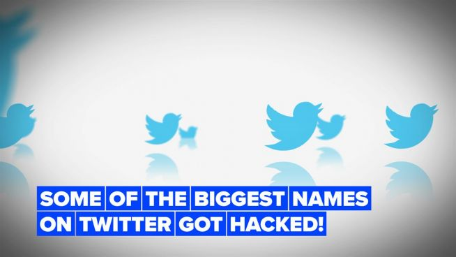 Here's how 130 of the biggest names on Twitter got hacked