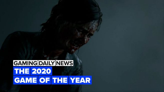 And the Game of the Year is…