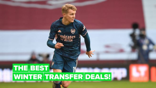 The most valuable winter transfers
