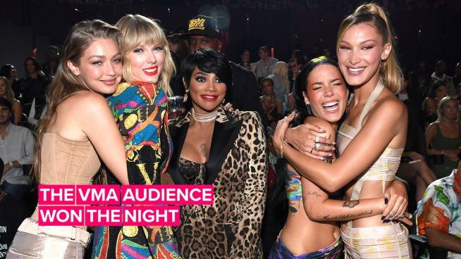 All the best VMA moments happened off stage