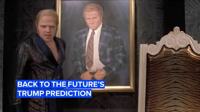 Back to the Future Day: How the movie predicted Trump