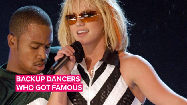 3 Celebs who started out as backup dancers