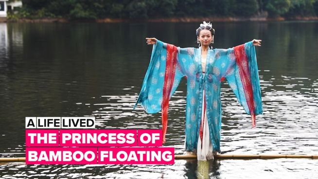 A Life Lived: Immerse yourself in the ancient art of Chinese bamboo floating