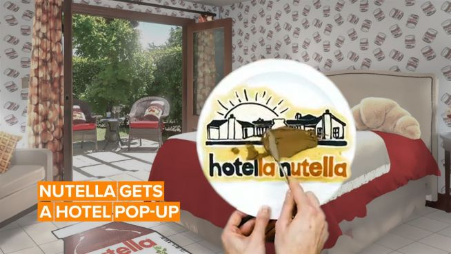 Here's what we know so far about the Hotella Nutella