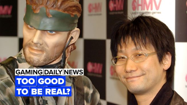 Metal Gear Solid Remake could be a thing