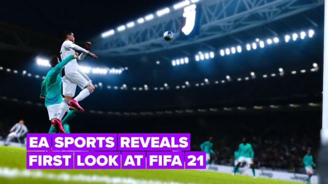 Fans got their first glimpse of the gameplay trailer for 'FIFA 21' and…