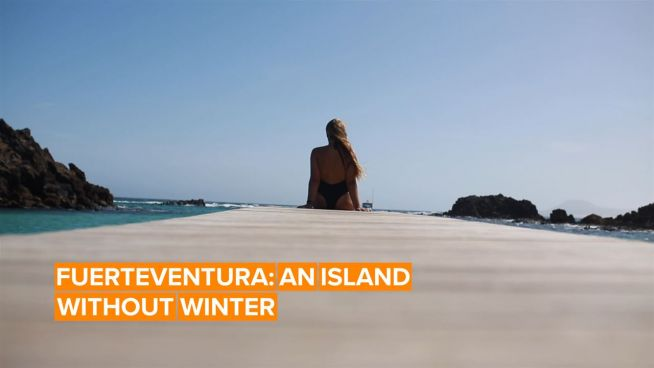 Not a fan of winter? Escape to the beautiful island of Fuerteventura
