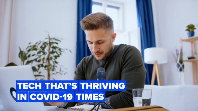 3 tech products that are thriving in the age of COVID-19