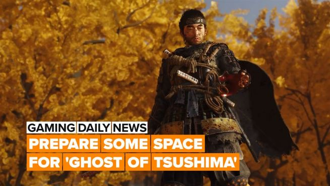 You'll need some real space to play 'Ghost of Tsushima'