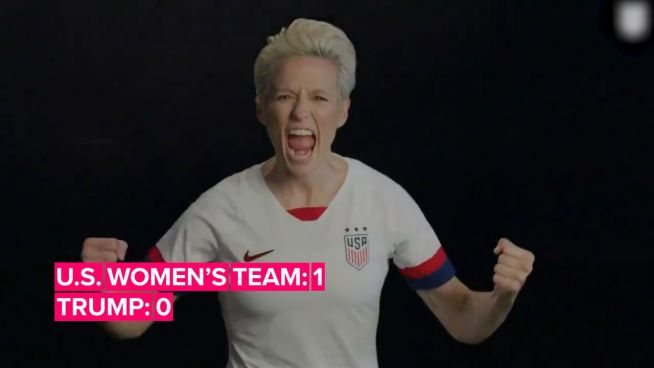 Don't expect the U.S. Women's Football squad at the White House
