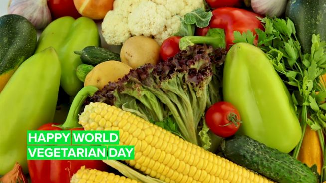 All You Need To Know About World Vegetarian Day!