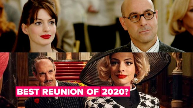 The Witches features a Devil Wears Prada reunion we all needed in 2020