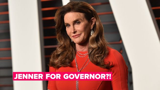 Caitlyn Jenner plans on running for Governor of California