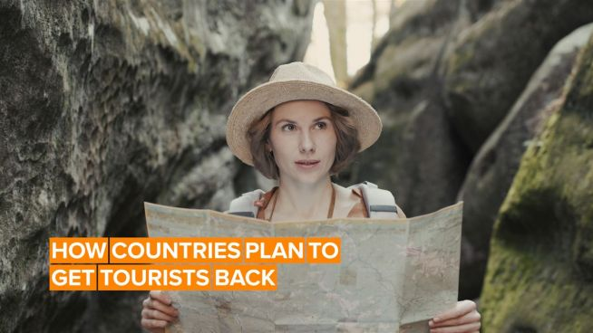 Here's how countries are going to lure tourists back