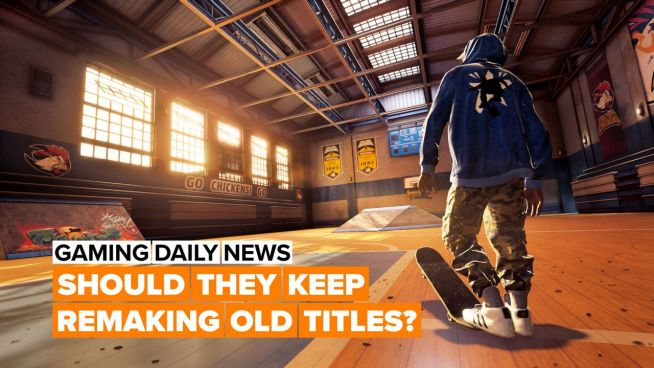 Tony Hawk's Pro Skater 1 and 2 is proof that remakes can be great