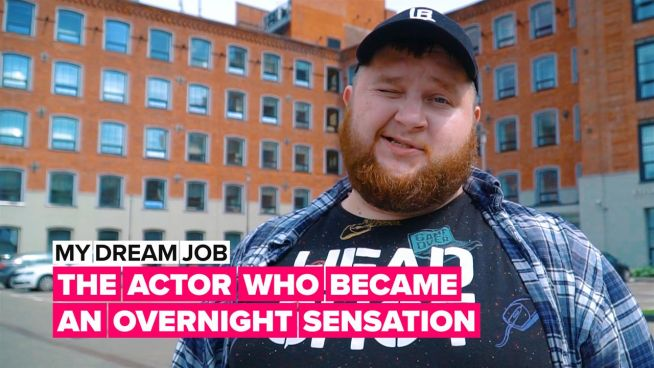 My Dream Job: Dmitry's found the secret to fame, fortune and happiness