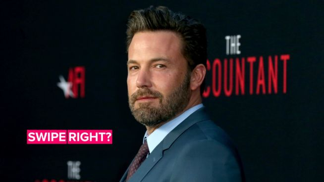 Ben Affleck is reportedly online dating on Raya