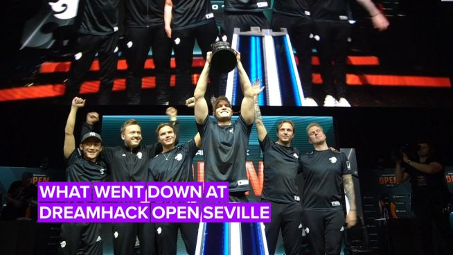 DreamHack Sevilla marked the end of a great year for Spanish esports