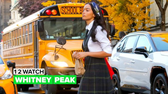 Whitney Peak is about to be the new queen of the Upper East Side