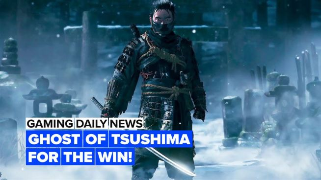 Ghost of Tsushima just keeps getting better