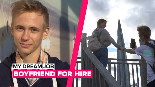 My Dream Job: Andrei went from heartbreak to 'boyfriend' of the year