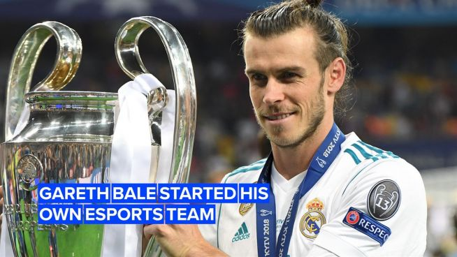 Is the world ready for Gareth Bale's esports team?