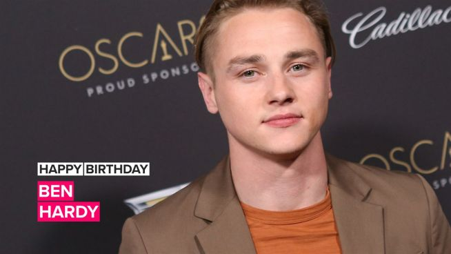 Three facts you didn't know about Ben Hardy