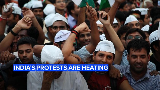 India's anti-Muslim law: What you need to know about the protests