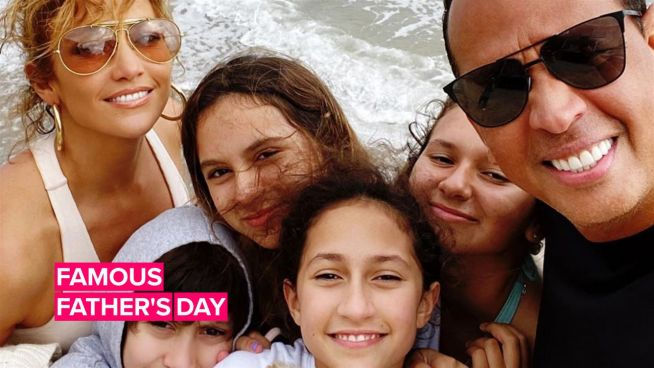 Here's what Hollywood Dads got up to this Father's Day