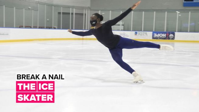 Break a Nail: Fighting female standards on the ice rink