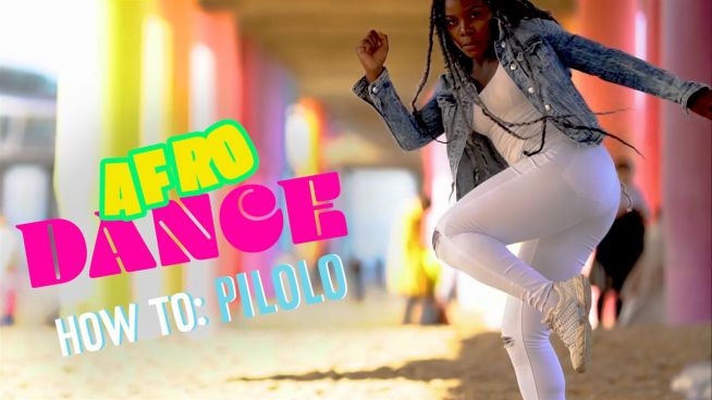 Move with the Afrobeat: Pilolo